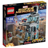 Lego Avengers Box 4
